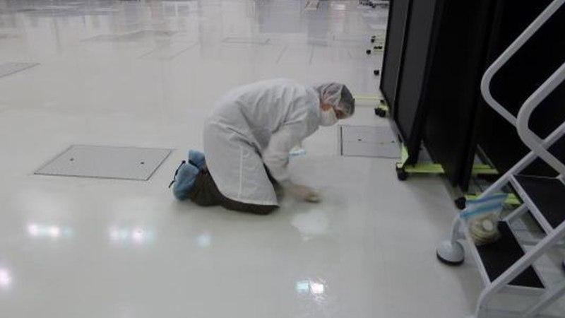 Üllatus: NASA ülipuhtad laborid seenetavad!