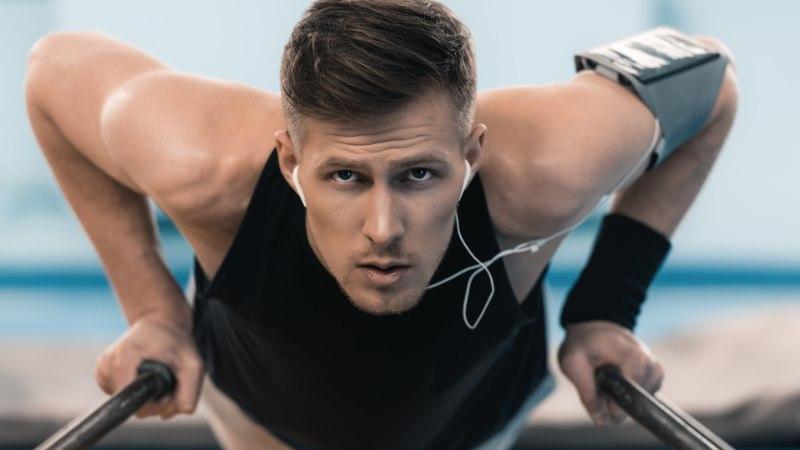 Kuidas saada sportlikuks inimeseks?