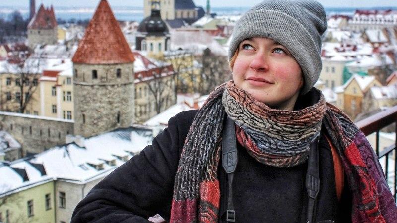 BLOGIAUHINNAD | Blogija Marika Krapivnitski: kirjutamisel ei tule mul puudu julgusest, vaid publikust