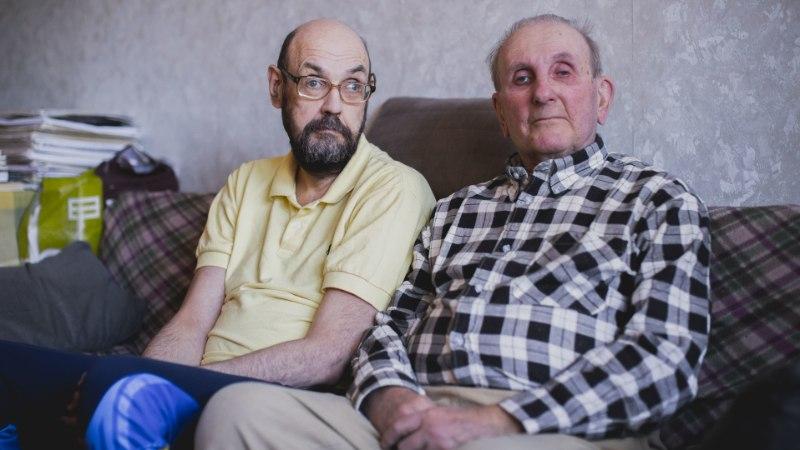 """""""25 aastat oleme püüdnud Paul Poomi elule tagasi võita. Et ta täna meiega on, on jumala ime!"""""""