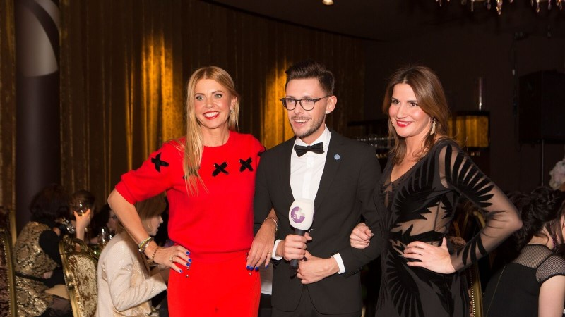 PEOGALERII | Überšikk Winter Fashion Showcase 2018 iO Restoran & Lounge`is