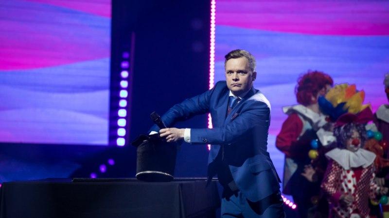 KOMMENTEERI: kuidas meeldis sulle saatejuhtide tandem Ott Sepp ja Meelis Kubo?