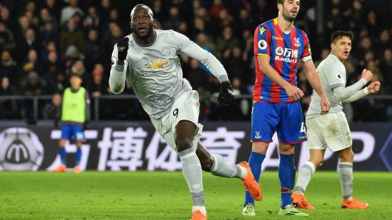 Manchester United tuli kaheväravalisest kaotusseisust välja ja säilitas Liverpooli ees teise koha