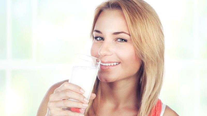 ILU JA TERVISE HEAKS: piima neli väärtuslikku omadust