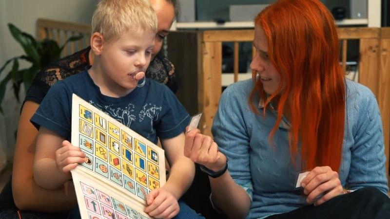 Raskelt haigete lapse arenguks vajaliku teraapiatunni hind küündib kuni 40 euroni
