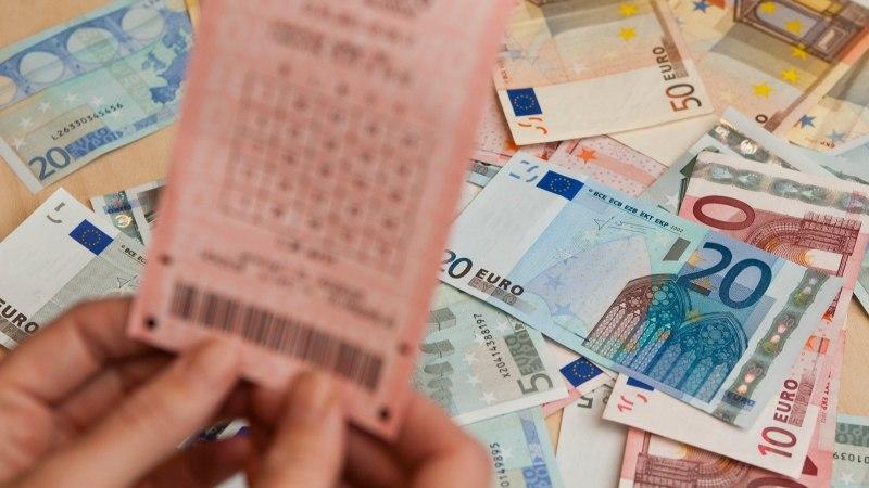 Jõgevamaa suurpere võitis lotoga ligi 400 000 eurot