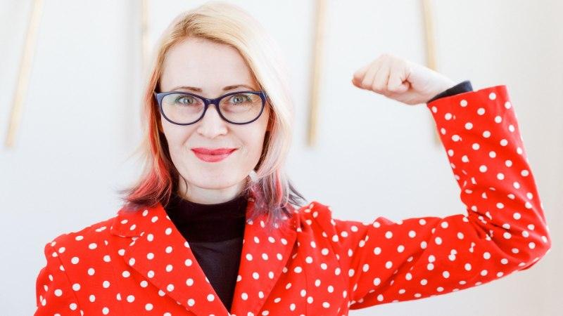 """Fideelia-Signe Roots: """"Meeste diskrimineerimisest hakkame rääkima siis, kui naised haaravad valdavalt paremad töökohad ja kõrgemad palgad."""""""