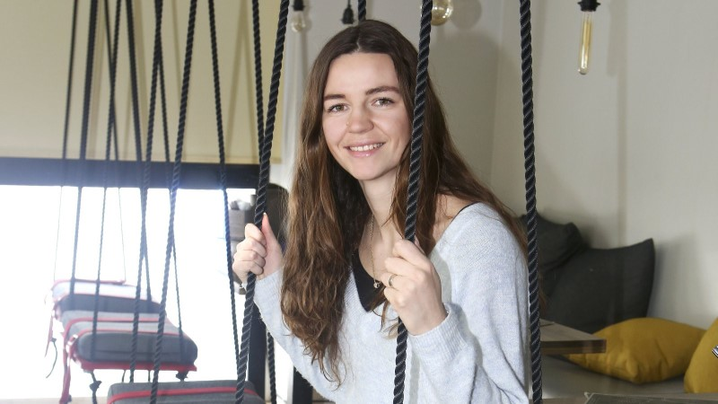 Kurt tippsportlane Marja-Liisa Landar: ma ei kurda, olen takistustega harjunud!