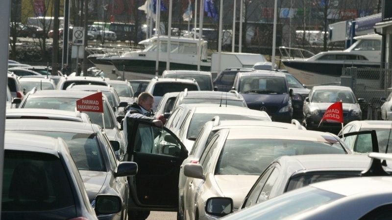 Automüüjad: kui nii jätkub, kuumeneb turg üle