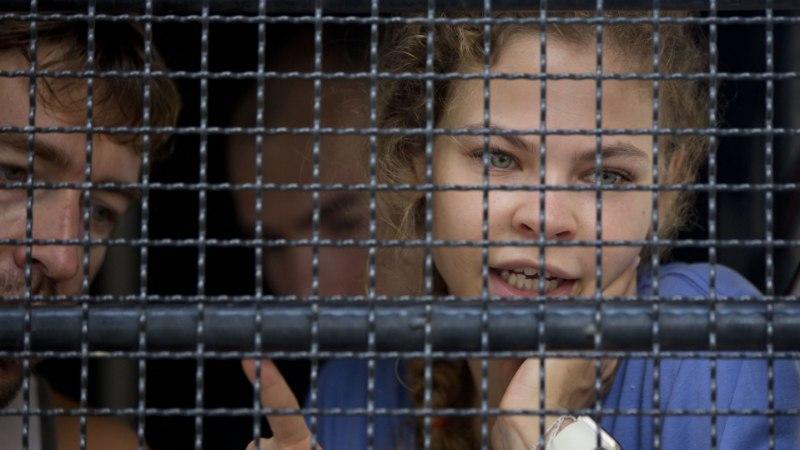 Eskorttüdruk Nastja Rõbka lubab tõestada Venemaa sekkumise USA valimistesse