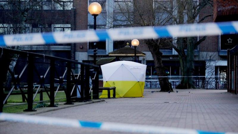 Endist Vene spiooni ja tema tütart üritati tappa närvimürgiga, üks politseinik on raskes seisus haiglas
