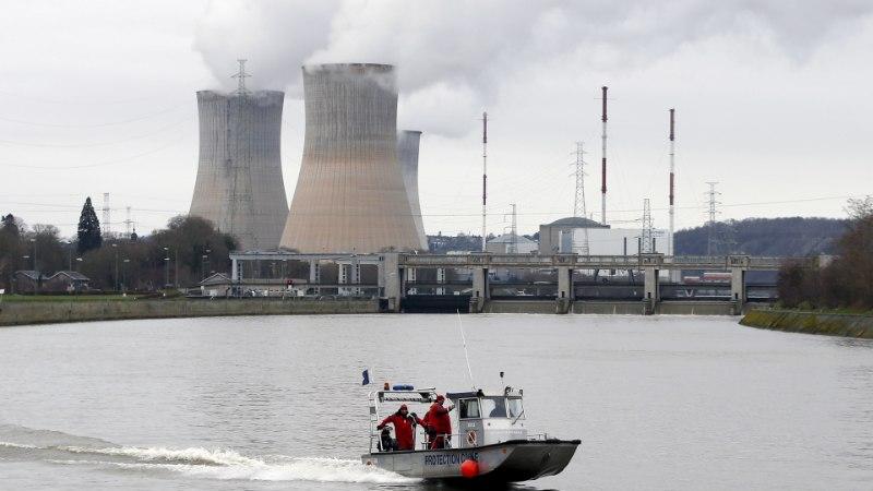 45 MILJONIT JOODITABLETTI: Belgia valmistub võimalikuks tuumakatastroofiks
