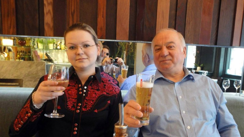 KOOS TÜTREGA KOOMAS: topeltagent Sergei Skripali traagiline saatus