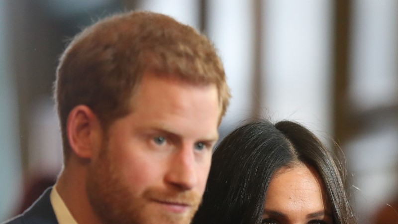Prints Harry tulevane abikaasa ristiti ning pidas maha ka tüdrukuteõhtu