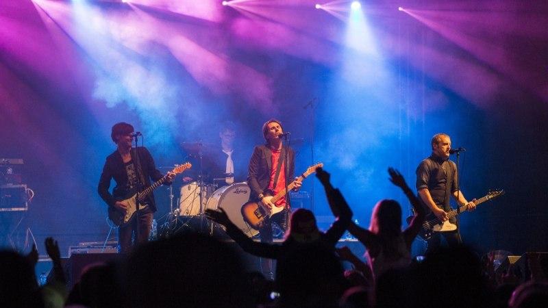 AINULT ÕHTULEHES! Smilersi fännid ei saanud kontserdi lõpuks enam pidama ega tahtnud bändimehi koju lasta!