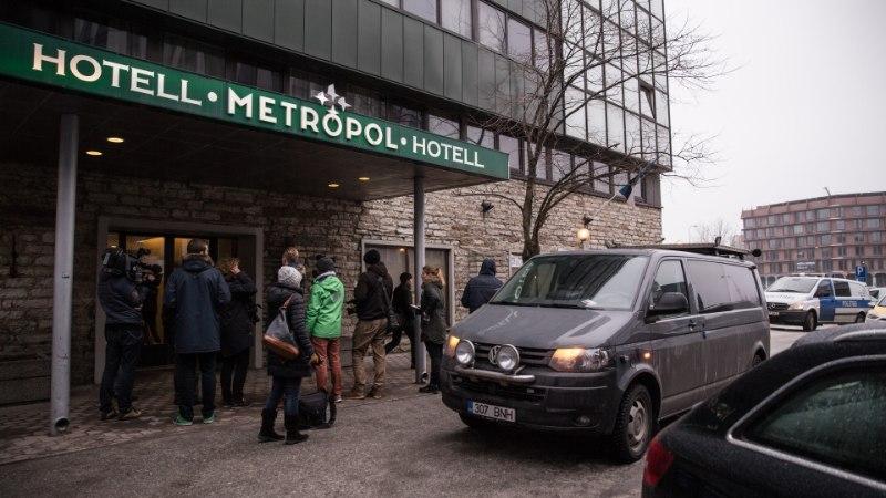 FOTOD | Metropoli hotelli tulistaja tunnistas end kohtus osaliselt süüdi