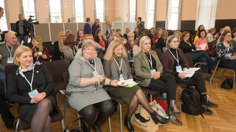 Eesti keele õpetajad laiast ilmast: meie koolid on hea mainega
