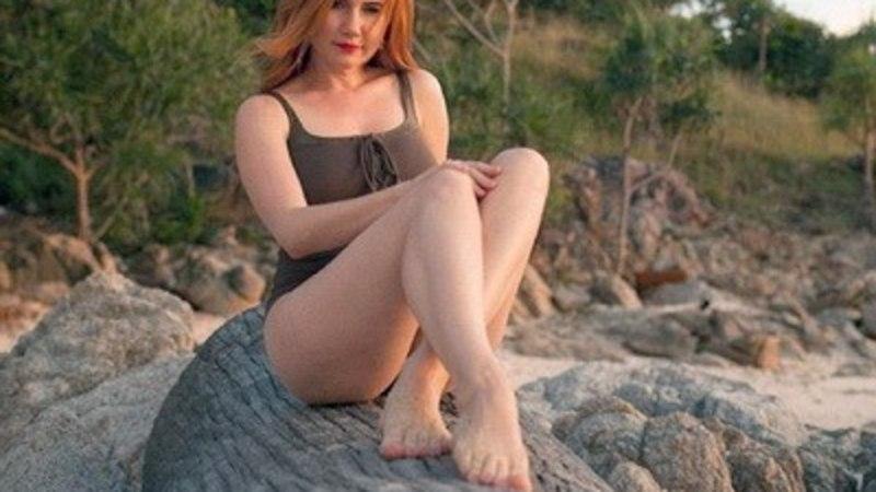 Фото Анны Чапман в бикини вызвало международный скандал (ФОТО)
