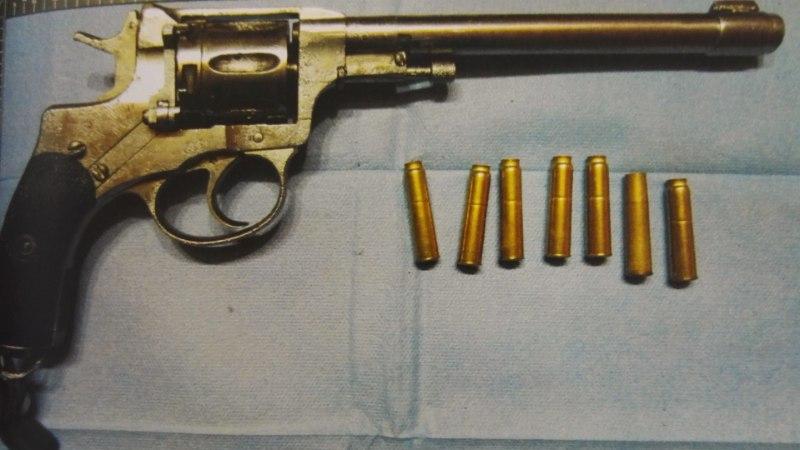 GALERII | Kaitsepolitsei avastas juhuslikult viimaste aastate suurima relvaarsenali