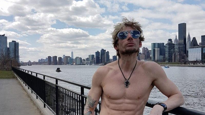 VIDEO | Strippar Marco kolmas reis New Yorki andis alust uuele isevärki muusikavideole