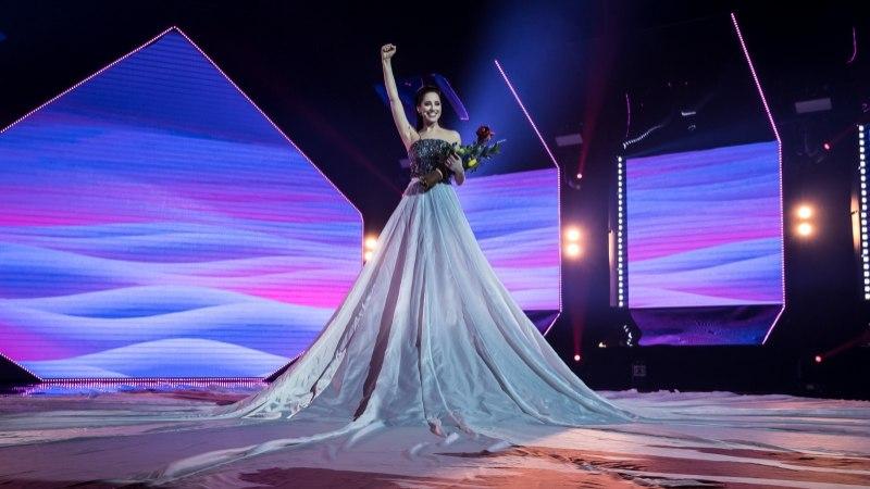 Oi ei! Soome Eurovisioni eelsaade hääletas favoriidi Elina Nechayeva viimasele kohale