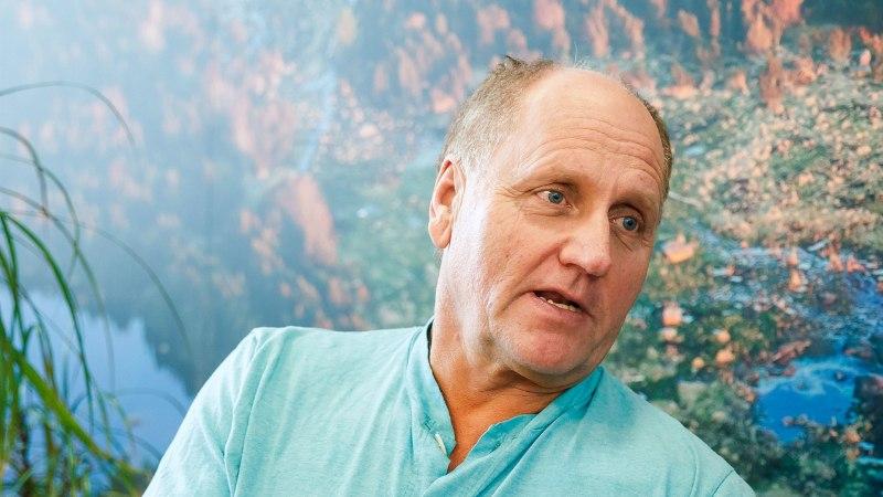 Surmasuus olnud mees saadeti haiglast koju grippi ravima