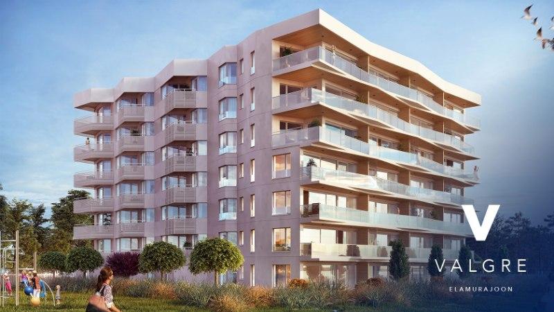 Pärnusse ehitatakse 40-aastase vaheaja järel uus elamurajoon – Valgre