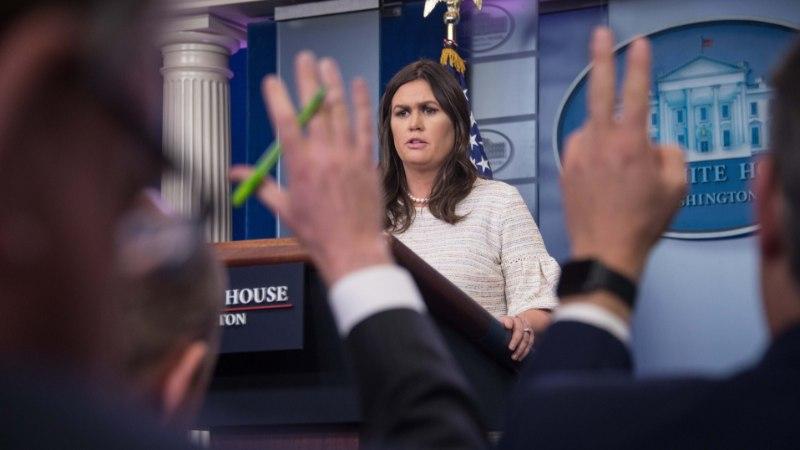 USA vastusest Süüria keemiarünnakule: laual on veel kõik võimalused