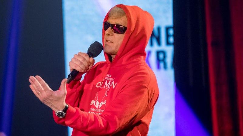 """Rainer Vakra """"Legendide lahingust"""": need inimesed, kes siin käivad, suudavad teha nalja iseenda üle, mis on Eestis harv nähtus"""