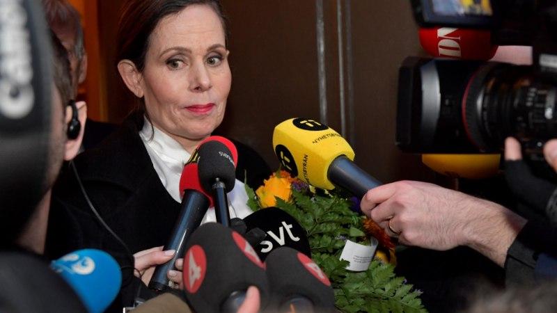 Rootsi Akadeemia juht lendas seksiskandaali tõttu ametist