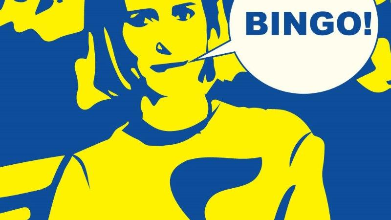 Karikatuur | Bingo!