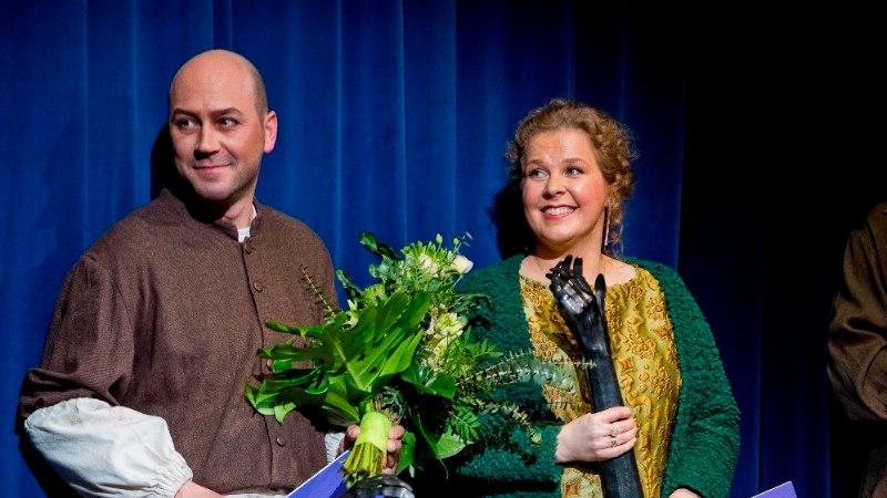 VIDEO | Ooperilaulja Juuli Lill: kui mul on etenduses suur roll tulemas, ei joo ma eelmisel õhtul klaasi veinigi
