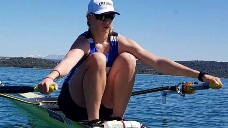Jüri ja Tatjana Jaansoni tütar tegi Horvaatias ilusa võistluse