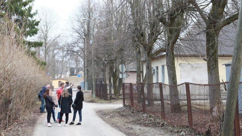 Фото с места происшествия: в Кохтла-Ярве найдена мертвой 15-летняя девушка