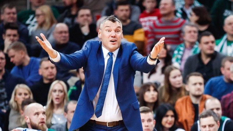 Korvpalli Euroliiga play-off: kas Kaunase Žalgirise muinasjutt jätkub?