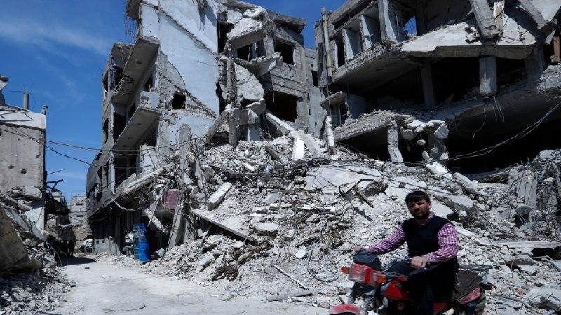 Россия обвинила Британию и заподозрила США в инсценировке химатаки в Сирии