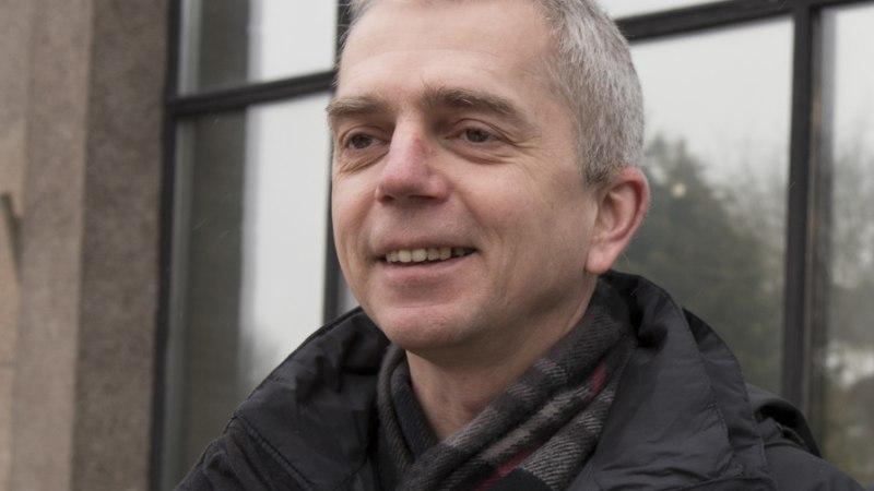 Kaarel Tarand | Parteijuhi koht on parteis