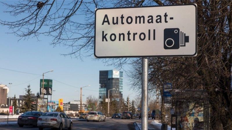 Maanteeamet loodab kiiruskaameraid juurde osta