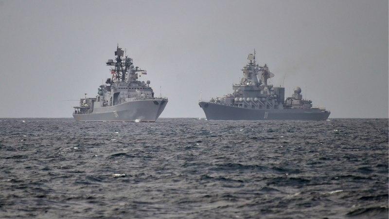 Шведские СМИ уличили во лжи об учениях России на Балтике