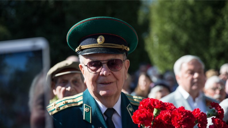 Ветеранам ВОВ в Эстонии к 9 мая выплатят по 10 000 рублей