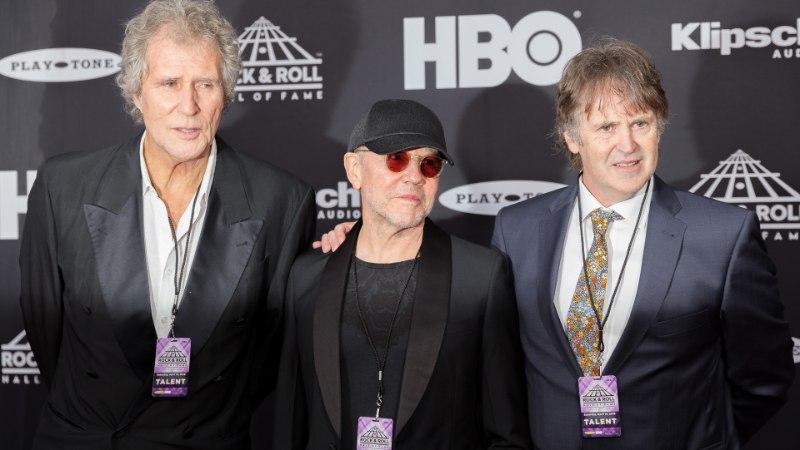 Mark Knopfler keeldus osalemast Dire Straitsi pühitsemisel kuulsuste koja liikmeks
