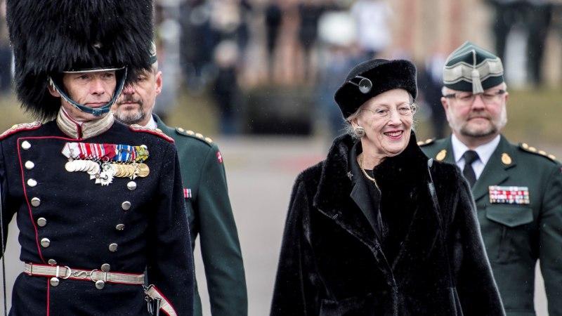 Leseks jäänud Taani kuninganna tähistas esimest sünnipäeva ilma prints Henrikuta