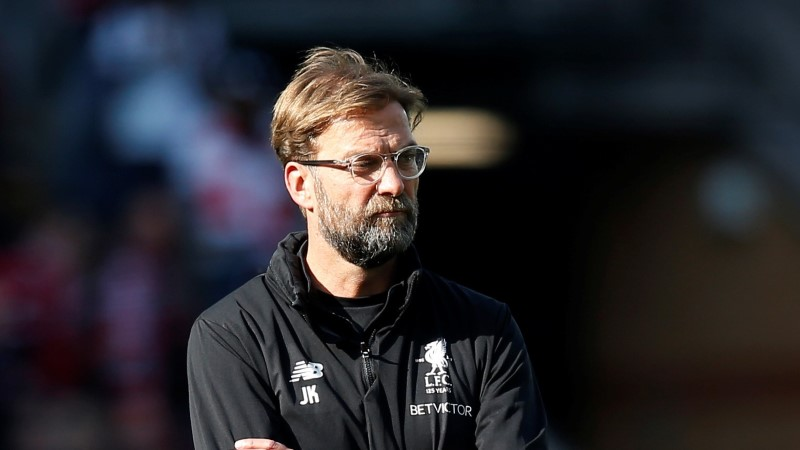 Jürgen Klopp: loodetavasti on Klavan nüüd lõplikult tagasi