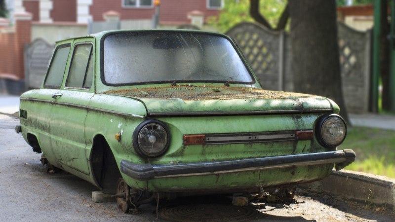 TEE ISE | Kuidas äratada unest pikalt seisnud (hobi)autot?