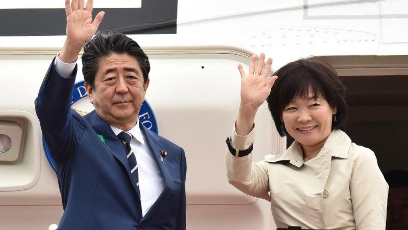Jaapani peaminister astub ilmselt tagasi