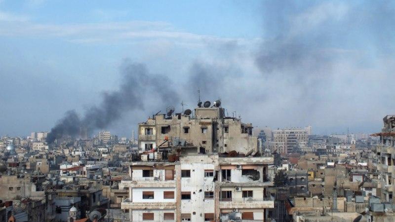 ВИДЕО: Израиль нанес удар по Сирии