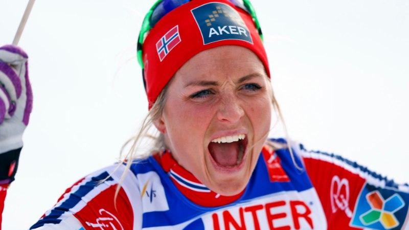Konkurendid, hoidke alt! Dopingupatuse Therese Johaugi võistluskeeld sai läbi