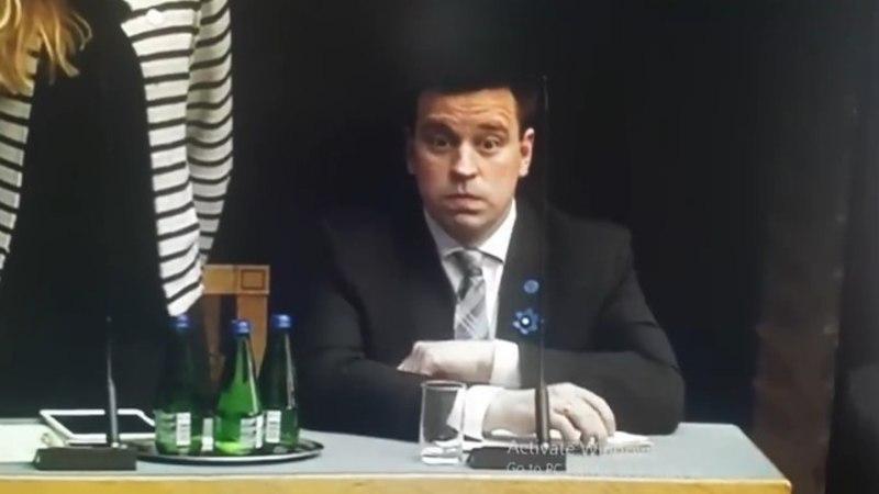 """""""Ringvaade"""" paljastas, mis Jüri Ratase naerma ajas"""