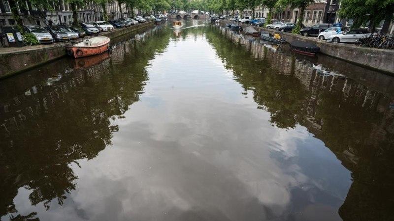 Amsterdami nullile üleminek on lõpule viidud