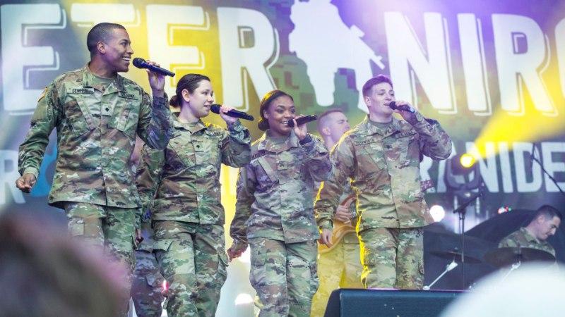 Muusikud laulavad kuuendat korda veteranide auks
